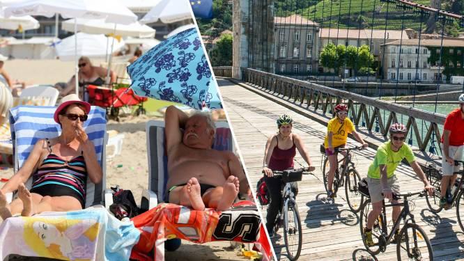 Twee derde van de Belgen gaat deze zomer op reis: dit zijn de favoriete bestemmingen