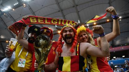 Supporters WK kunnen dorst lessen dankzij Lancer Europe