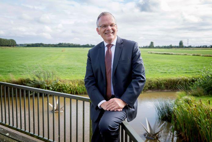 Jan Luteijn, vanaf 1 februari waarnemend burgemeester van Barneveld.