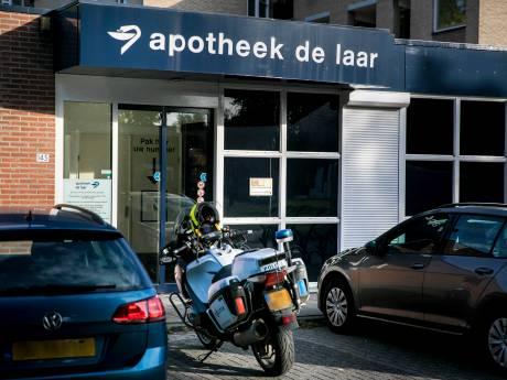 Gewapende overval op apotheek in Arnhem, verdachte opgepakt