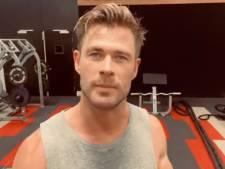 L'impressionnant entraînement de Chris Hemsworth pour Thor 4