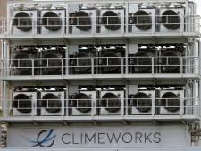 La plus grande usine de captage de CO2 dans l'air lancée en Islande