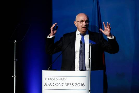 Van Praag hield vlak voor de verkiezingen nog een toespraak