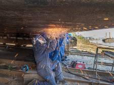Ooit werkte half Millingen op de werf, nu is Nederlands personeel amper te vinden: meer klussen dan werklui