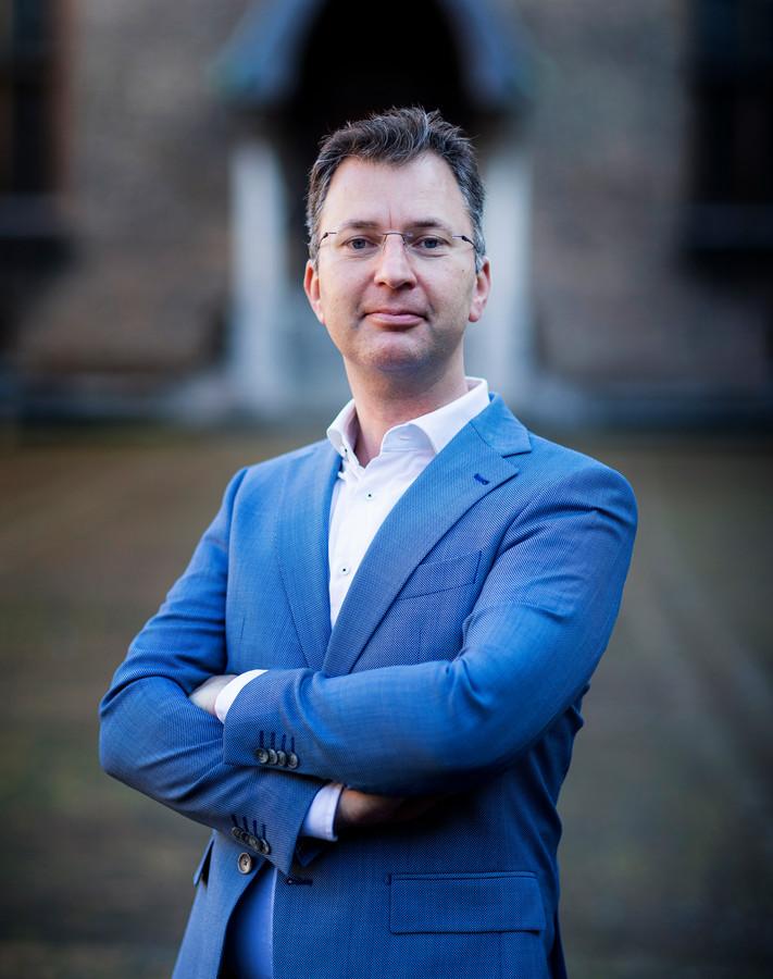 Politiek verslaggever Hans van Soest.