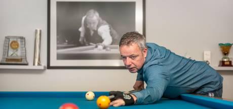 Dick Jaspers wint 74.000 euro bij het langste en zwaarste toernooi uit zijn biljartloopbaan
