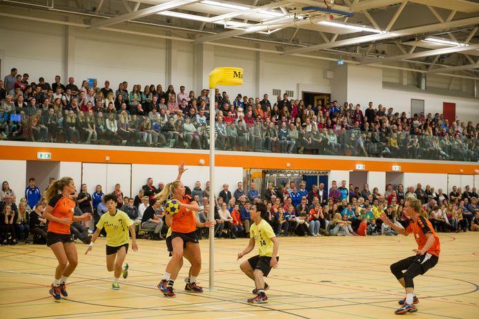In 2015 speelde Oranje een korfbalinterland in de toen gloednieuwe sporthal Het Punt in Vroomshoop. Begin juni komt TeamNL naar de velden van CKV Achilles in Almelo