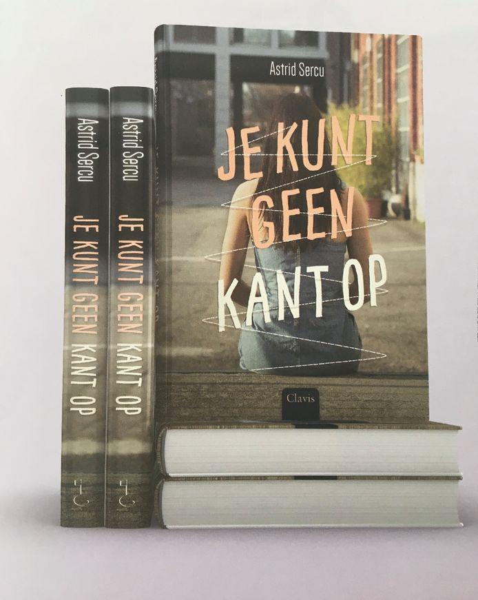Het tweede boek van schrijfster Astrid Sercu