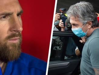 """Bocht van 180 graden? """"Vader adviseert Lionel Messi om nog jaar langer bij Barcelona te blijven"""""""