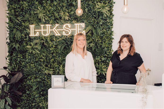 De natuurlijke verzorgingsproducten van Marieke Van Hoof en Laura Apers vind je voortaan ook in een fysieke winkel van LUKSE in de Patersstraat.