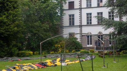 Speeldorp op Gentse Zomer aan Slotendries plat door technisch defect