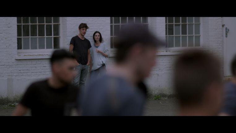 Still uit kortfilm 'Sons of No One'. Beeld RV
