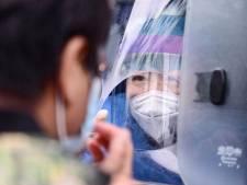 Le nombre de nouvelles contaminations continue d'augmenter en Chine