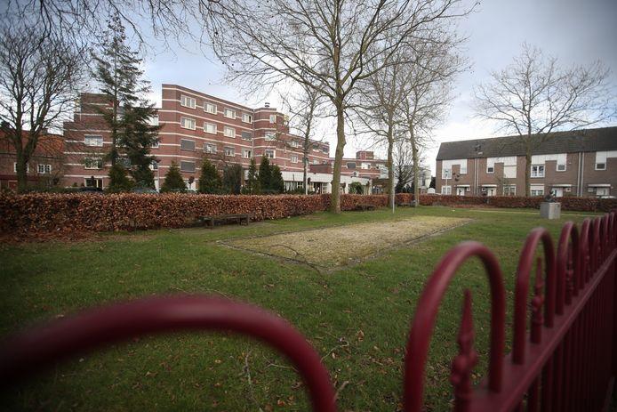 Het huidige Huize d'n Herd in het centrum van Helmond.