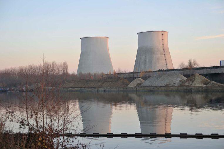 De E.on-gascentrales in Vilvoorde (illustratiebeeld).