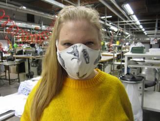 Stiksters Xandres starten spontaan met aanmaak mondmaskers