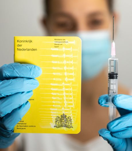 Brussel werkt al aan vaccinatiebewijs, maar Den Haag is er nog niet voor te porren