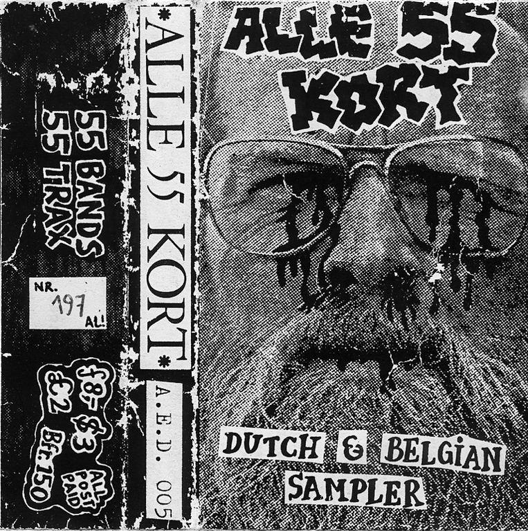 'Alle 55 kort' (1984) van diverse artiesten. Beeld RV
