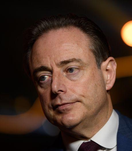 """Bart De Wever: """"Paul Magnette se fiche de la Belgique"""""""