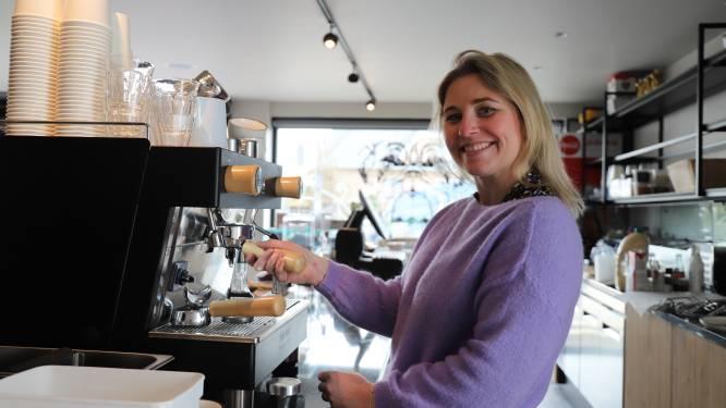 """Na overname Halse tearoom, recht Lisa (26) één jaar later de rug in Gooik: """"Ze hadden hier nood aan een ontbijt- en lunchbar!"""""""