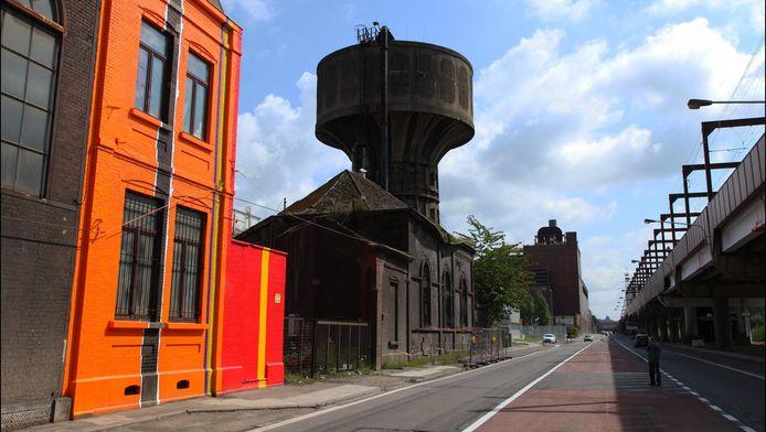 Le Rockerill à Charleroi.