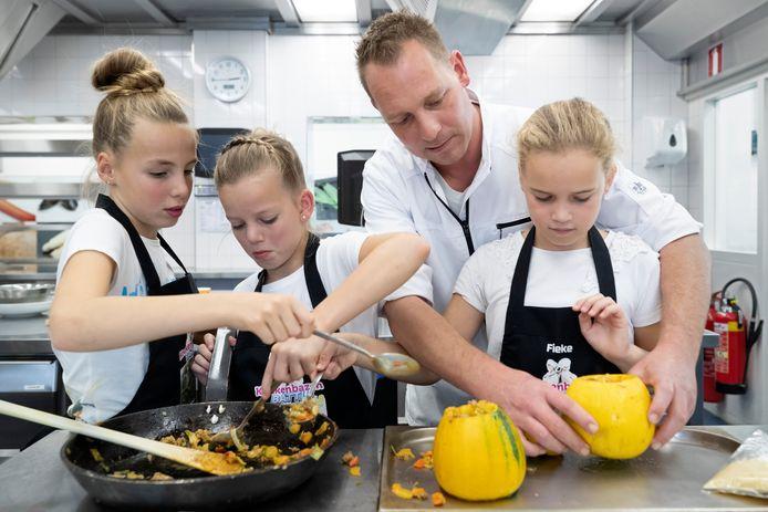Het project Keukenbazen in Noordoost-Brabant krijgt navolging in het project Keukenkanjers.