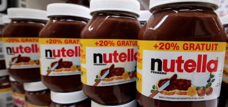 Grootste Nutella-fabriek ter wereld ligt stil door kwaliteitsproblemen