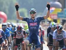 Merlier opnieuw de snelste Benelux Tour, Bissegger blijft aan de leiding
