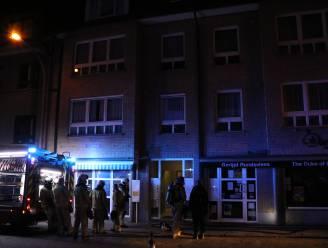Appartemensgebouw even geëvacueerd na problemen aan liftschacht