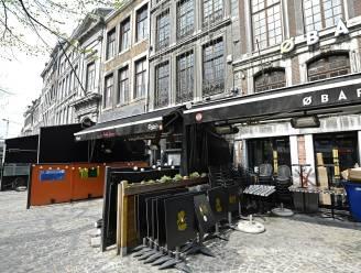 Luikse politie zal horecazaken die 1 mei terrassen openen, beboeten
