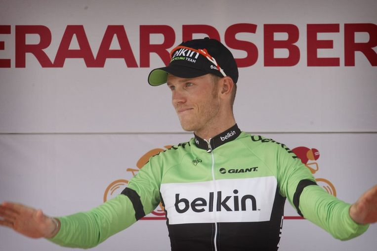 Lars Boom. Beeld PHOTO_NEWS