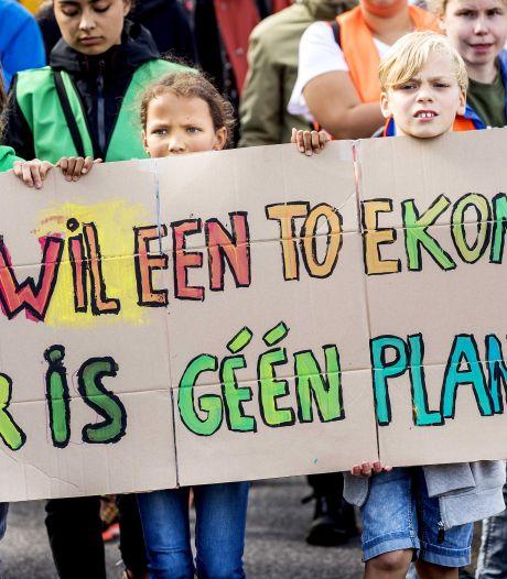 Klimaatorganisaties kondigen 'grootste protest ooit' aan