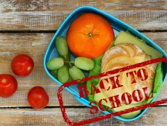 Terug naar school: Sofie Dumont geeft tips voor een gezonde lunchbox