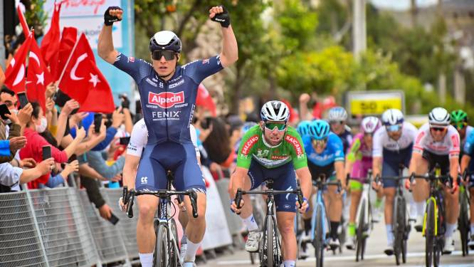 Jasper Philipsen is snelste man in Circuit de Wallonie, Roy Jans herneemt na twee maanden