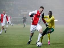 LIVE | Feyenoord komt via de kluts op voorsprong in Sittard