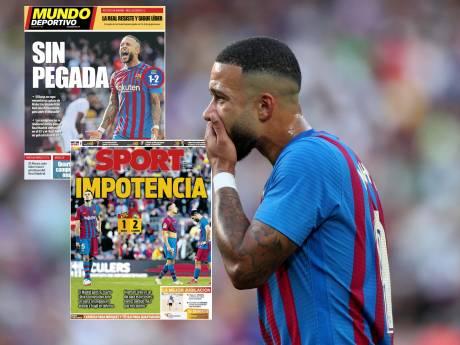 FC Barcelona hard aangepakt in Spaanse media: 'Misschien tijd voor een break'