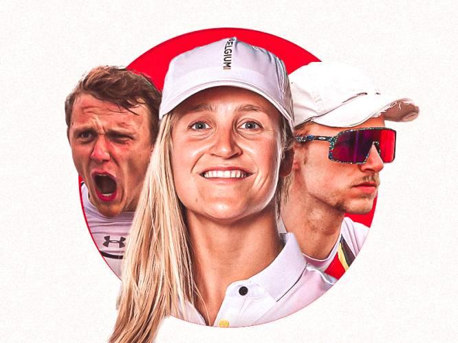 Onze Olympiërs voorgesteld (#8). Broer en zus, verloofde koppels en kanshebbers op een medaille: deze atleten hopen zich in Tokio als een vis in het water te voelen
