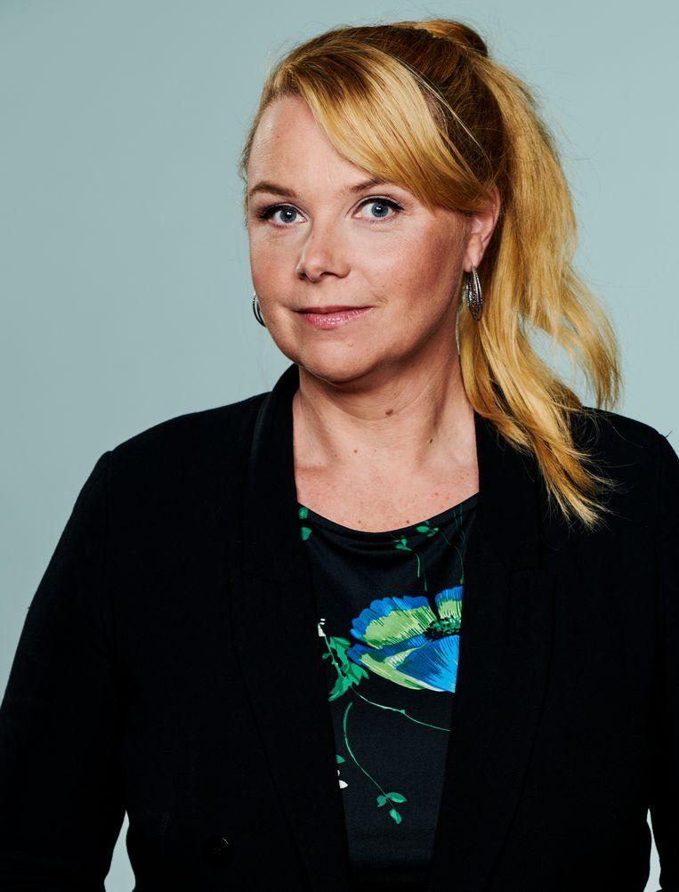 Astrid de Jong. Beeld Nico Kroon/MAX