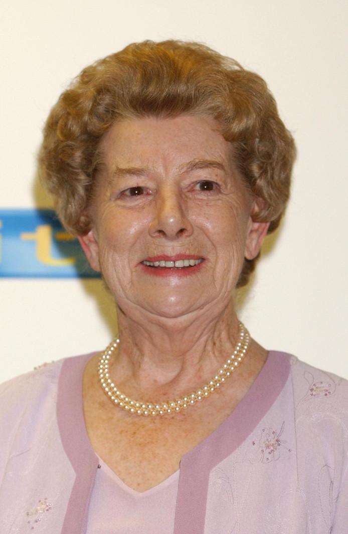 Jean Alexander werd 90 jaar.
