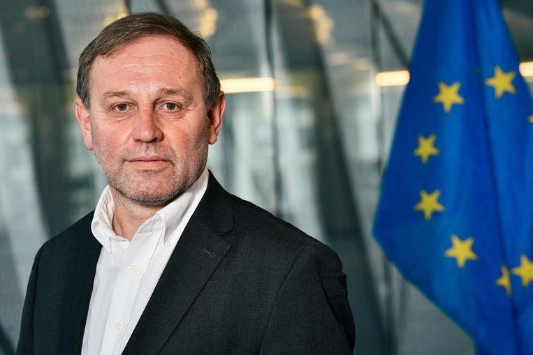 Europarlementslid Bart Staes. Beeld belga