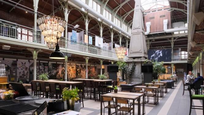 Eerste Brussels poëziefestival 'Poetik Bazar' gaat eind september door in Sint-Gorikshallen