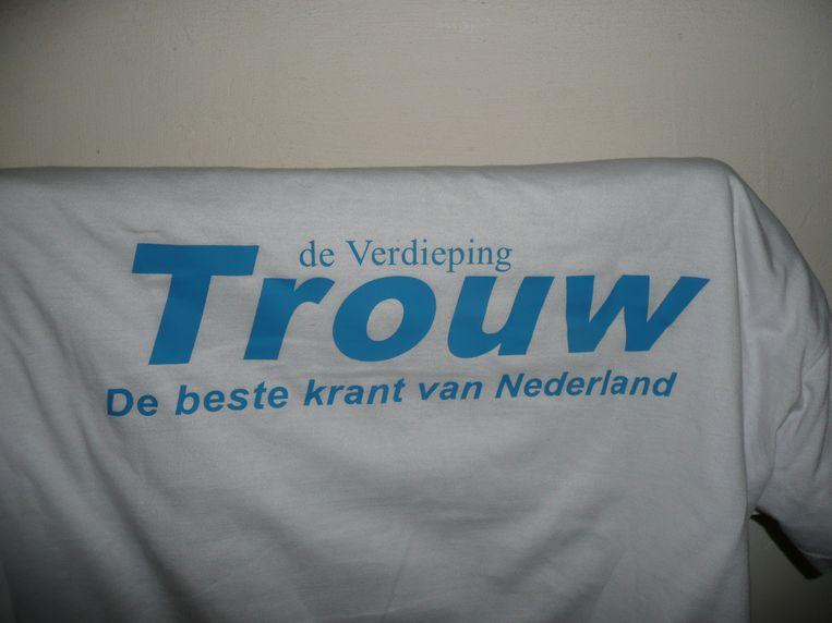 Het t-shirt van Adriaan Rodenburg Beeld Trouw