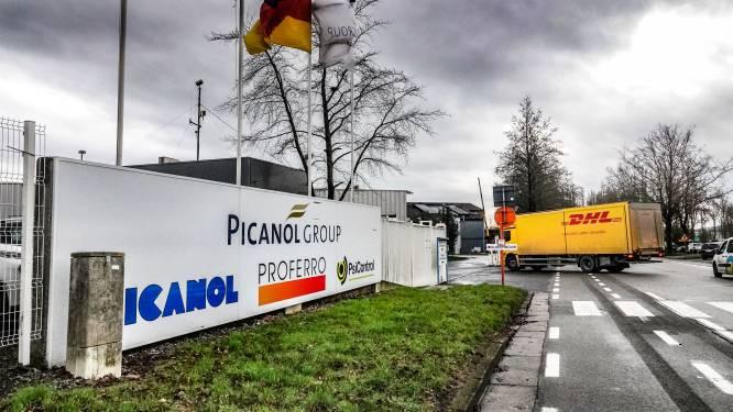 Honderdtal medewerkers Picanol kort geëvacueerd omwille van brandje