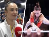 """""""Ik zal er zondag zeker staan"""": Nina Derwael zesde in allroundfinale, grote concurrente Sunisa Lee doet nipt beter op brug en pakt goud"""