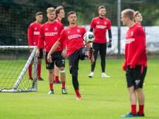 Pusic gaat geen spelers sparen tegen Willem II
