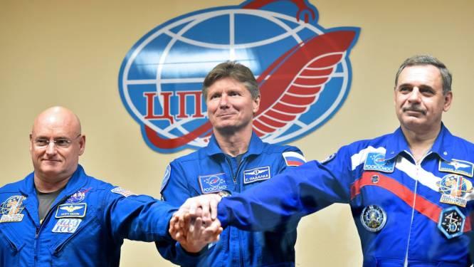 Deze astronauten zullen een jaar lang leven als zwevend proefkonijn