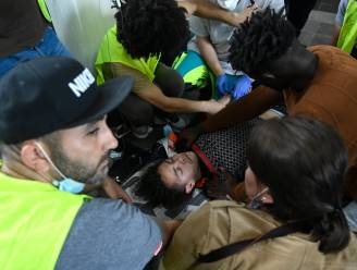 """Burgerbewegingen vragen koning Filip om hongerstakers te bezoeken. Dokters van de Wereld: """"Dood kan elk moment intreden"""""""