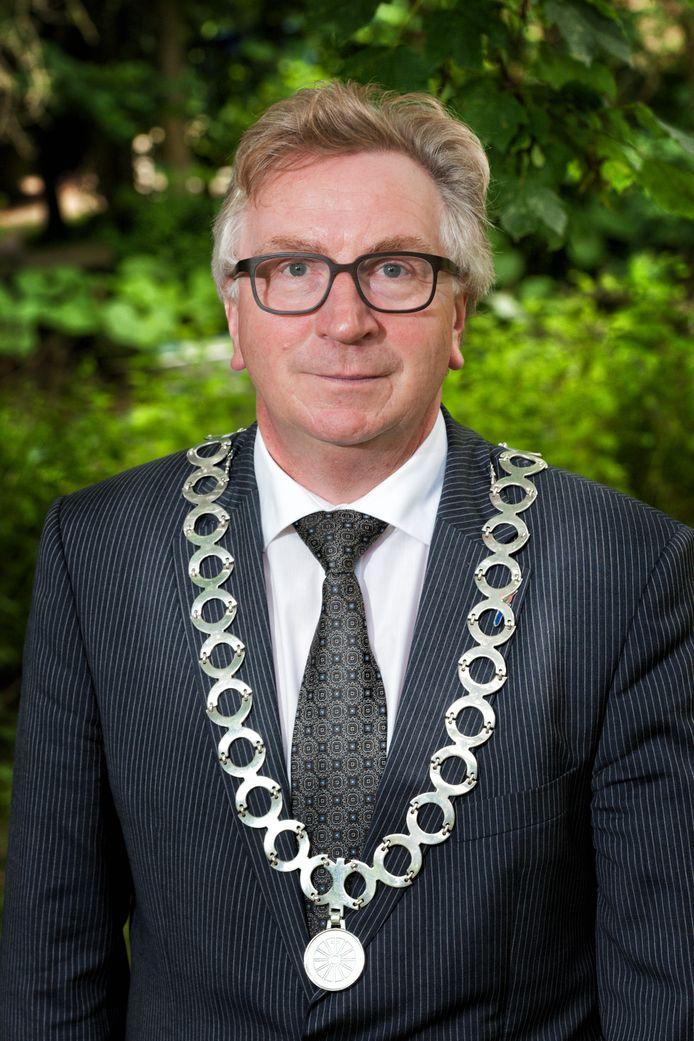 Geert van Rumund voor mensenpaal Vallei (20-6)