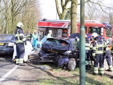 Man gewond na ongeval in Hapert
