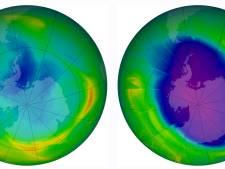 Une substance interdite détruit la couche d'ozone